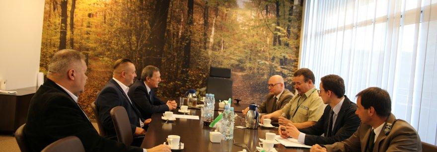 Podpisanie porozumienia z Polskim Związkiem Wędkarskim